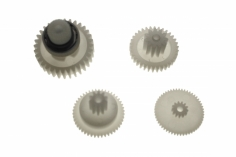 Spektrum S400G Servogetriebeset : Austausch Blade 500 Kreisel