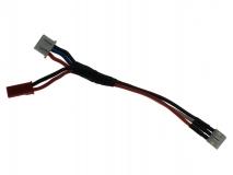 Ladekabel für Blade 130X MCPX BL mit BEC und XH-Balancer Stecker