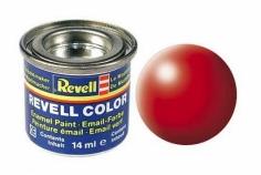 Revell Color 32332 leuchtrot, seidenmatt