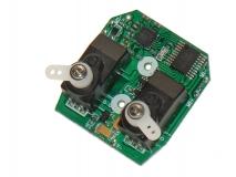 MT100Pro Ersatzteil Empfänger mit Servos