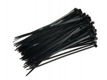 Kabelbinder in schwarz 3,6x140mm lang 100 Stück