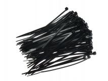 Kabelbinder in schwarz 2,5x100mm lang 100 Stück