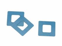 Bavarian Demon Klebepads Acro (hart) 3 Stück für 3SX, 3X und Cortex