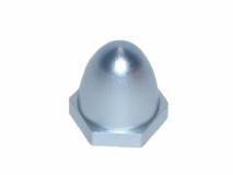 DJI Phantom Ersatzteil Propellerspinner Hutmutter CCW (silber)