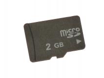 Ersatzteil Micro SD Karte 2GB Galaxy Visitor I + II + III