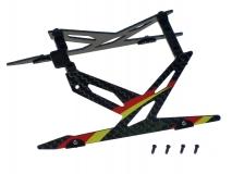 Blade 130 X Xtreme Landegestell rot