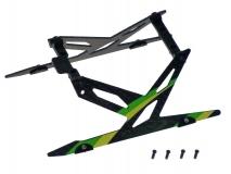 Blade 130 X Xtreme Landegestell grün