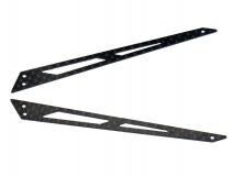 Xtreme Carbon Heck Ausleger für Blade 130 X