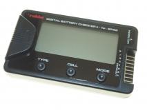 Digitaler Battery Checker II 2-7S
