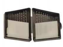 HSS-Bohrerset 20teilig 0,3 - 1,2mm