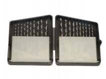 HSS-Bohrerset 20teilig 1,3 - 2,5mm