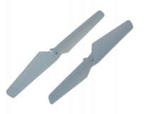 Blade Ersatzteil 180 QX und Ozone HD Propeller links und rechts drehend in weiß