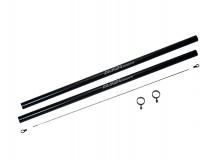 Align Heckrohr T-REX 250 schwarz 2 Stück
