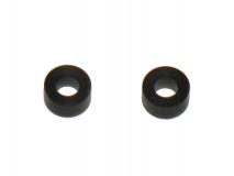 Align Dämpfergummi schwarz 75° T-REX 250 2 Stück