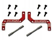 Align Chassis Verstärker Set Alu T-REX 450L