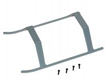 Align Kufenlandegestell weiß T-REX 250