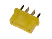 Multiplex Buchse gelb