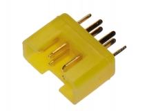 Multiplex Stecker gelb