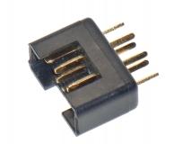 Multiplex Stecker schwarz