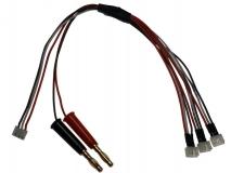 UMX Ladekabel 3-fach parallel für EH Balancer