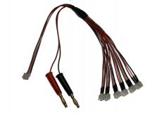 UMX Ladekabel 6-fach parallel für EH Balancer