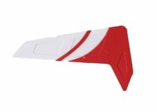 Ersatzteil Heckleitwerk (rot) Solo Pro 328 A