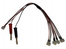 Ladekabel T-REX 150 4-fach parallel für EH Balancer