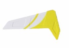 Ersatzteil Heckleitwerk (gelb) Solo Pro 328 A