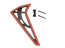 Align Seitenleitwerk orange T-REX 450L
