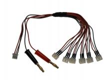 Ladekabel T-REX 150 6-fach parallel für XH Balancer