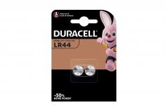 Duracell Elctronics 1,5V Lithium Batterie Knopfzelle 2 Stück LR44