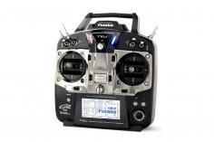 Futaba Sender T10J mit R3008SB Empfänger 2,4GHz T-FHSS Mode 2