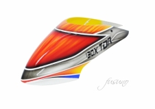 Fusuno Choper TDR Airbrushed fiberglas Haube für Blade 130X