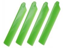 Align Hauptrotorblätter grün T-REX 150