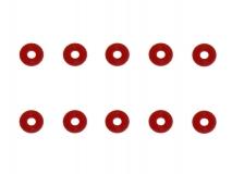 Lynx O-Ringe rot aus Silikon für Nano CPX und Nano CPS 10 Stück