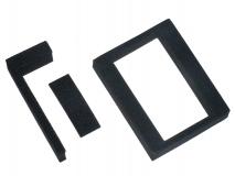 Spektrum DX9 Schaumeinsätze Akkufach