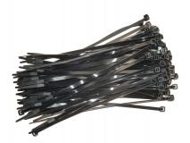 Kabelbinder in schwarz 4,8x200mm lang 100 Stück