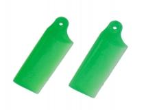 KBDD Heckrotorblätter Exterme Edition für Blade 130X in grün