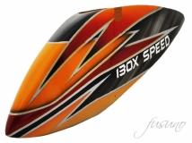 Fusuno Saca Airbrush fiberglas Haube für 130X Speed