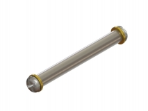 Lynx Blattlagerwelle Stahl für Blade mCPX BL