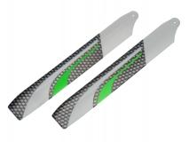 Fusuno Hauptrotorblätter im Cetonia Design für Blade 130X
