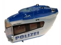 Ersatzteil Kabine Hinterteil Solo Pro 229 EC145 Polizei