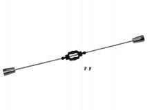 Ersatzteil Paddelstange Arrow Plus Trainer Black Bullet S-FHSS