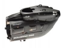 Ersatzteil Kabine Hinterteil schwarz Solo Pro 229 EC145 schwarz