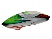 Align Kabinenhaube weiß rot grün T-REX 450L