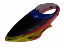 Ersatzteil Kabinenhaube blau/rot/weiß Solo Pro 125