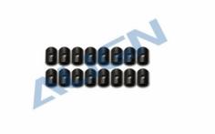 Align Clips für Heckrotorblatthalter 16 Stück T-REX 550 - 800