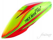 Fusuno Rocket Airbrush fiberglas Haube für T-REX 800E Pro DFC