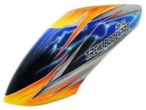 Fusuno Tropic Thunder Airbrush fiberglas Haube für T-REX 800E Pro DFC