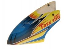 Align Kabinenhaube blau orange T-REX 150